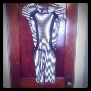 BCX belted, business casual dress